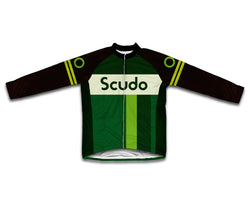 Classic Uno Winter Thermal Cycling Jersey