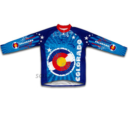 Colorado Winter Thermal Cycling Jersey