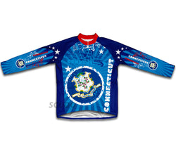 Connecticut Winter Thermal Cycling Jersey