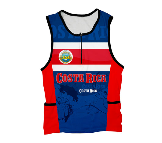 Costa Rica Triathlon Top