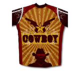 Country Throwdown Short Sleeve Cycling Jersey for Men and Women