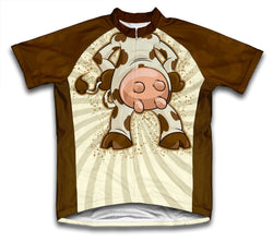 Cow Cycling Jersey