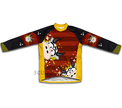 Cowlicious Winter Thermal Cycling Jersey