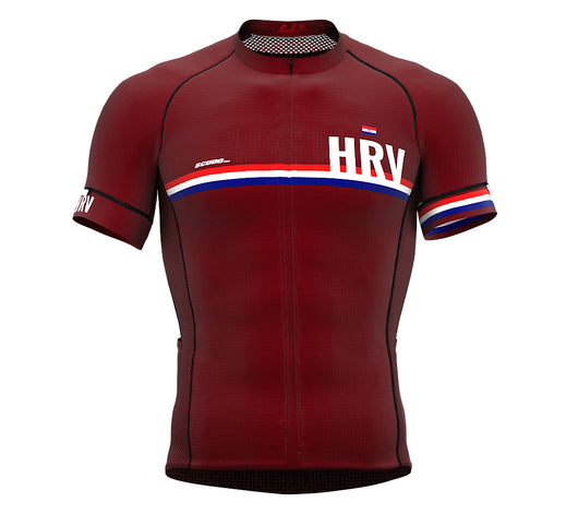 Croatia Vine CODE Short Sleeve Cycling PRO Jersey for Men and WomenCroatia Vine CODE Short Sleeve Cycling PRO Jersey for Men and Women