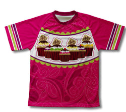 Cupcake Technical T-Shirt for Men and Women