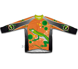 Curious Eyed Lizard Winter Thermal Cycling Jersey