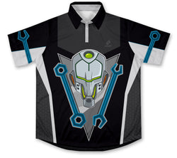 Cyber Mechanic Pit Crew Jersey