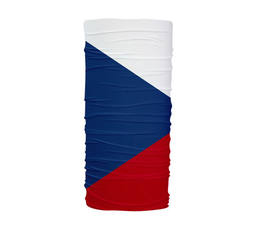 Czech Republic Flag Multifunctional UV Protection Headband