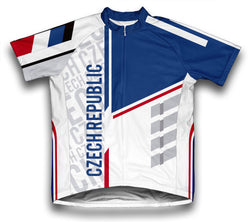 Czech Republic ScudoPro Cycling Jersey