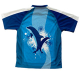 Dancing Dolphins Technical T-Shirt for Men and Women