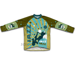 Darb Jazz Winter Thermal Cycling Jersey