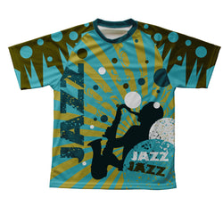Darb Jazz Technical T-Shirt for Men and Women