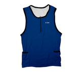 Dark Blue Triathlon Top