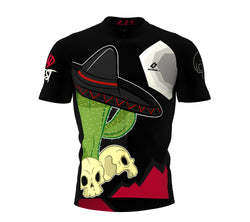 Dead West Cycling Jersey for Men and Women