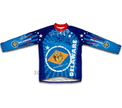 Delaware Winter Thermal Cycling Jersey