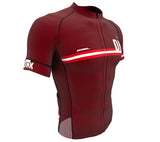 Denmark Vine CODE Short Sleeve Cycling PRO Jersey for Men and Women