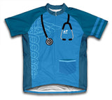 Doctor Short Sleeve Cycling Jersey for Men and Women