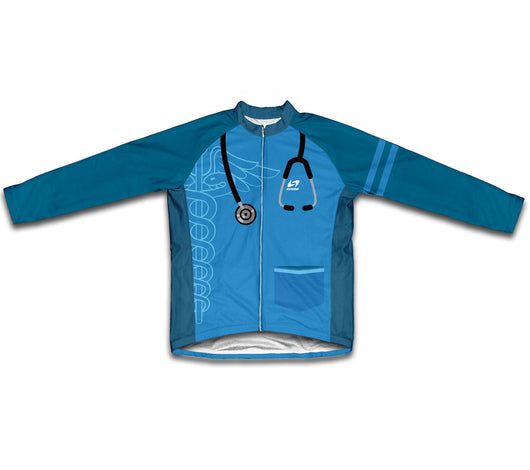 Doctor Winter Thermal Cycling Jersey
