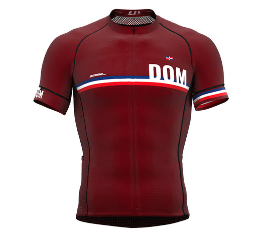Dominican Republic Vine CODE Short Sleeve Cycling PRO Jersey for Men and WomenDominican Republic Vine CODE Short Sleeve Cycling PRO Jersey for Men and Women