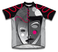 Drama Short Sleeve Cycling Jersey for Men and Women