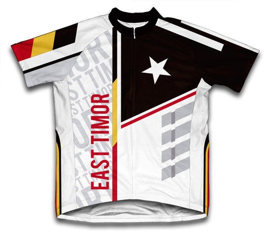 East Timor ScudoPro Cycling Jersey