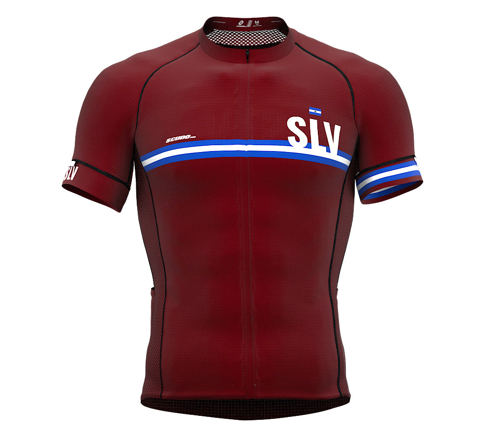 El Salvador Vine CODE Short Sleeve Cycling PRO Jersey for Men and WomenEl Salvador Vine CODE Short Sleeve Cycling PRO Jersey for Men and Women