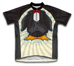 Elegant Penguin Cycling Jersey