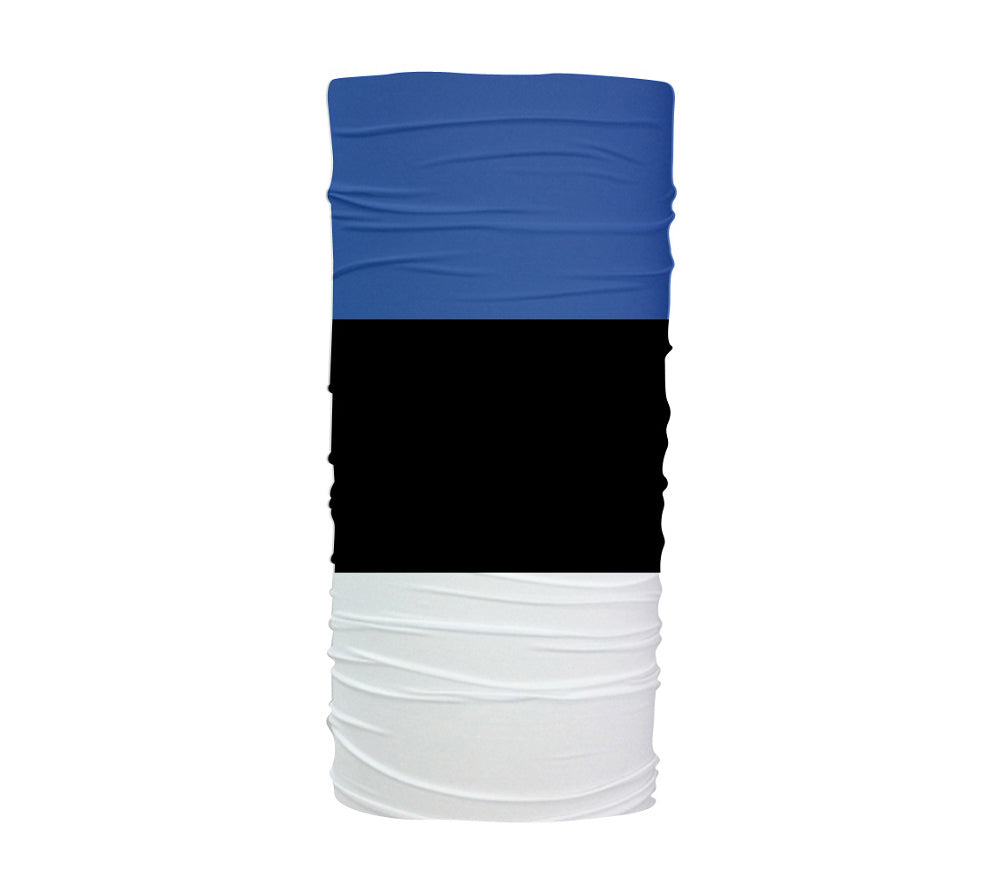 Estonia Flag Multifunctional UV Protection Headband