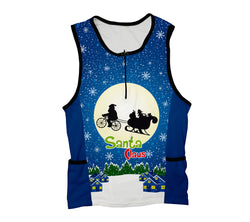 ET Santa Claus Triathlon Top