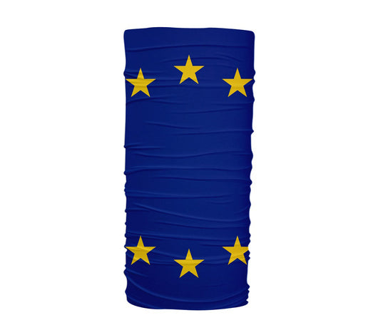European Union Flag Multifunctional UV Protection Headband