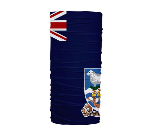Falkland Islands Flag Multifunctional UV Protection Headband