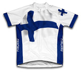 Finland Flag Cycling Jersey for Men and Women