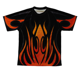 Fire Blaze Technical T-Shirt for Men and Women