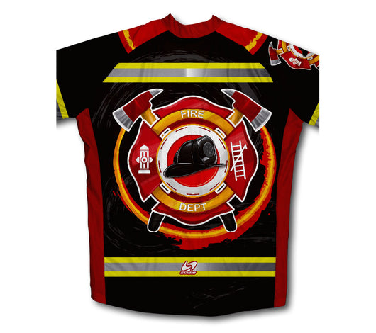 37cbbccfb Firefighter Winter Thermal Cycling Jersey – ScudoPro