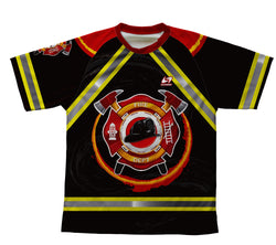 Firefighter Technical T-Shirt for Men and Women