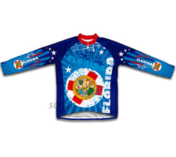 Florida Winter Thermal Cycling Jersey