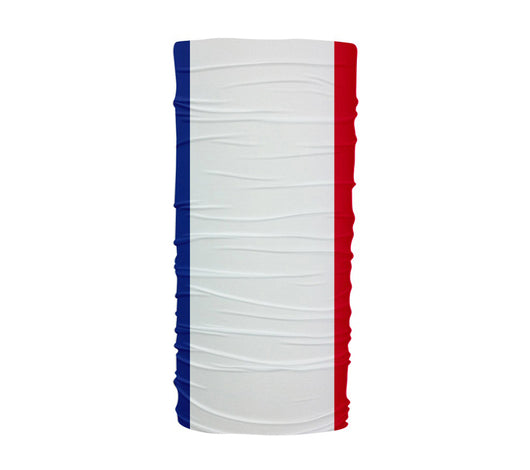 France Flag Multifunctional UV Protection Headband