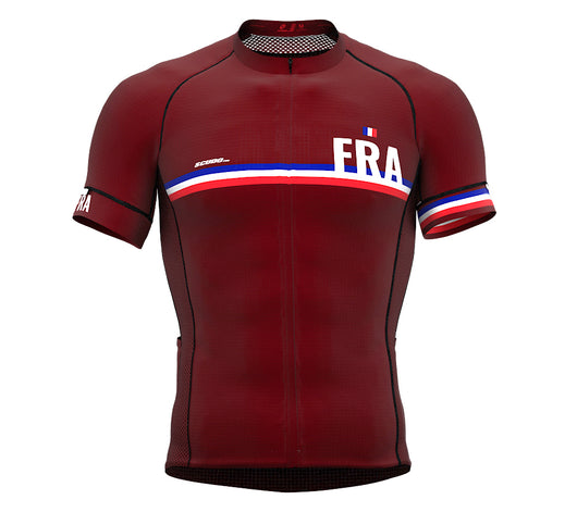 France Vine CODE Short Sleeve Cycling PRO Jersey for Men and WomenFrance Vine CODE Short Sleeve Cycling PRO Jersey for Men and Women