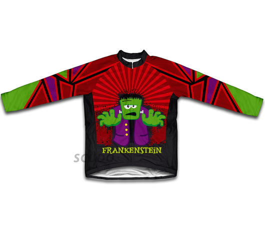 Frankenstein Winter Thermal Cycling Jersey