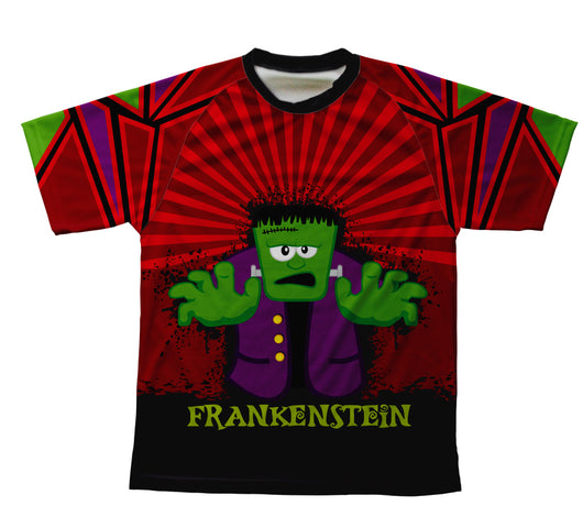 Frankenstein Technical T-Shirt for Men and Women