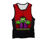 Frankenstein Triathlon Top