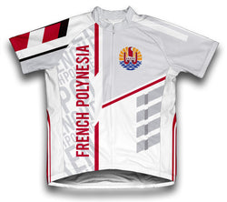 French Polynesia ScudoPro Cycling Jersey