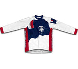 French Southern Flag Cycling Jersey for Men and Women