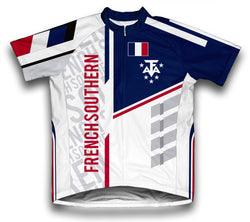 French Southern ScudoPro Cycling Jersey for Men and Women