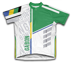 Gabon ScudoPro Cycling Jersey
