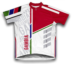 Gambia ScudoPro Cycling Jersey