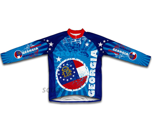 Georgia Winter Thermal Cycling Jersey