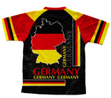 Germany Technical T-Shirt for Men and Women