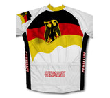 Germany Flag Cycling Jersey for Men and Women