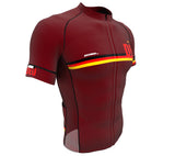 Germany Vine CODE Short Sleeve Cycling PRO Jersey for Men and Women